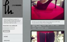 Personal Tumblr Website Leann Hughes