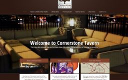 CornerStone WordPress Website