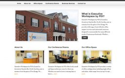 Exec Space NC WordPress Web Design