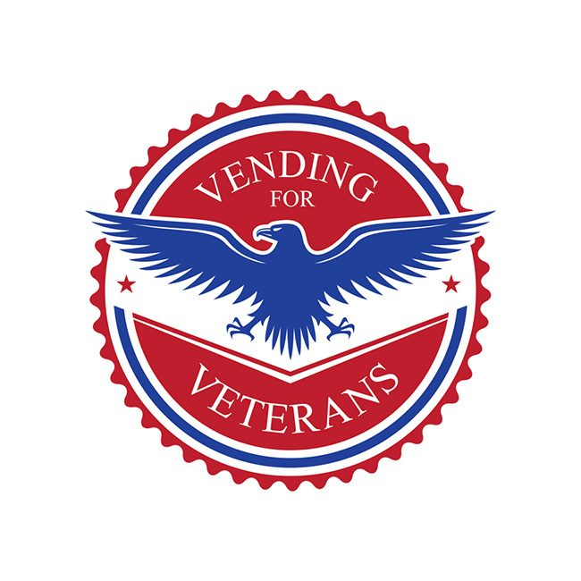 Logo Design // Vending for Veterans // Non Profit
