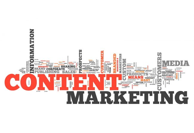 Content Marketing is the new SEO - Raleigh SEO Meetup