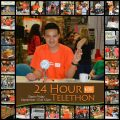 Greg NG Food Bank 24 Hour Telethon
